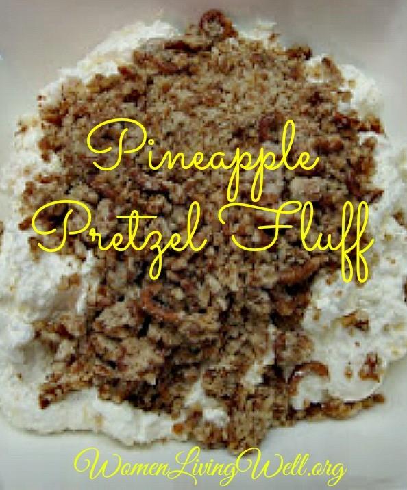 Pineapple Pretzel Fluff 001