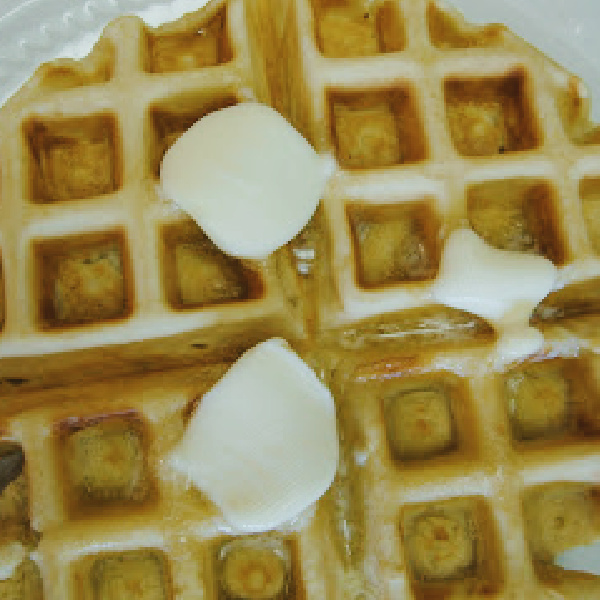 Tasty Tuesday: Homemade Waffles