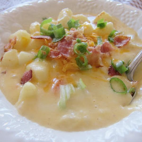 Tasty Tuesdays: Baked Potato Soup