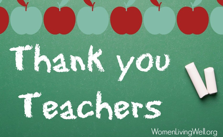 Inexpensive Teacher Appreciation Gift Ideas - Women Living ...