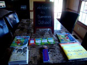 Summer School in a Bucket!