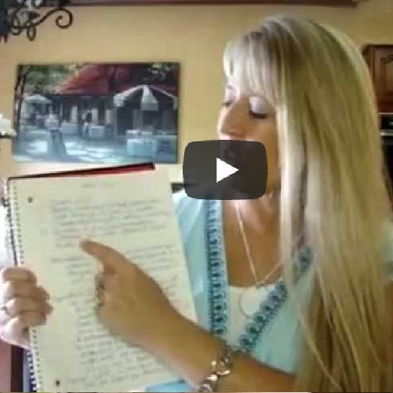 A Vlog Demonstrating My Bible Study Tips