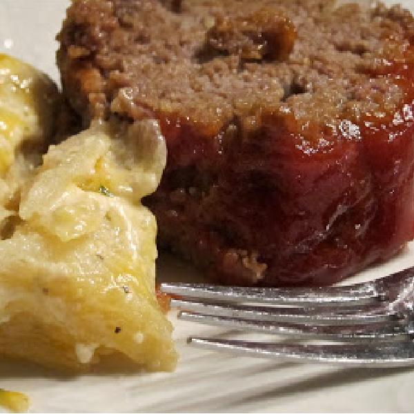 Marvelous Meatloaf Recipe