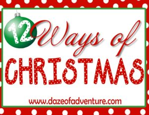 12 Ways of Christmas & WLWW Link-Up Party!