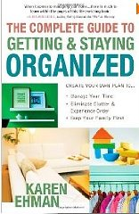 The Complete Guide to Getting & Staying Organized Giveaway