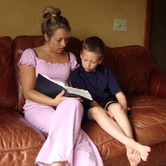Teaching Our Children To Study Scripture