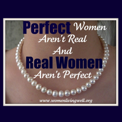 Perfect Women Aren't Real
