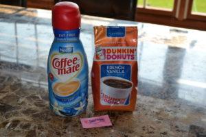 My Typical Breakfast, Avodah Coffee Giveaway
