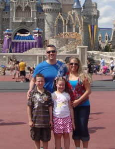 Our Trip to Disney World Last Week & WLWW Link-Up Party