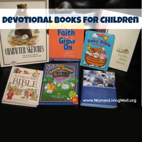 Devotional Books for Children