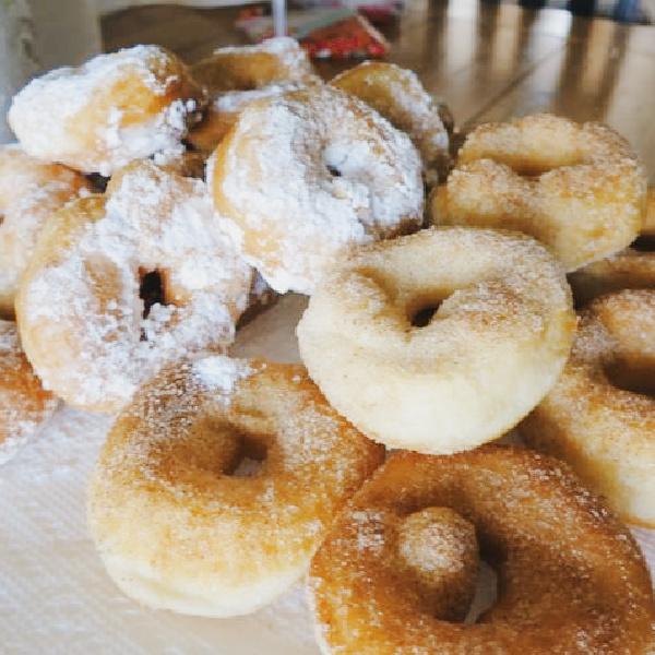 Easiest Donut Recipe Ever!