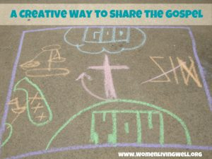 A Creative Way to Share the Gospel