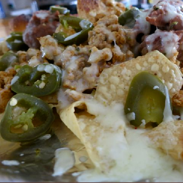 Loaded Nachos – Perfect Tailgating Snack