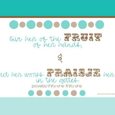 The Proverbs 31 Woman Finale & Announcement!