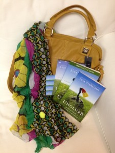 FUN Unglued Yellow Purse Giveaway – Winner to be Announced on the Webcast!