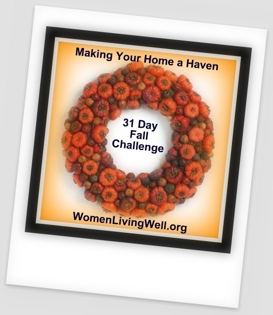 The 3rd Annual Making Your Home a Haven Challenge Is Back!