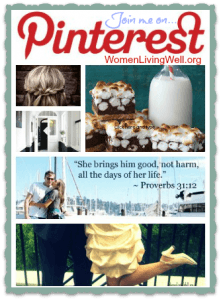 Are You On Pinterest? Join the WLWW Link-Up Party!
