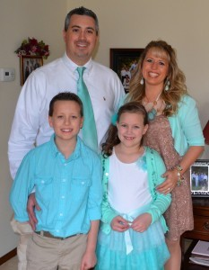 Easter Pictures &…I Stumble A Lot