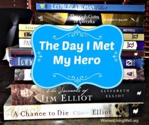 The Day I Met My Hero