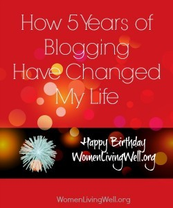 How 5 Years of Blogging Has Changed My Life
