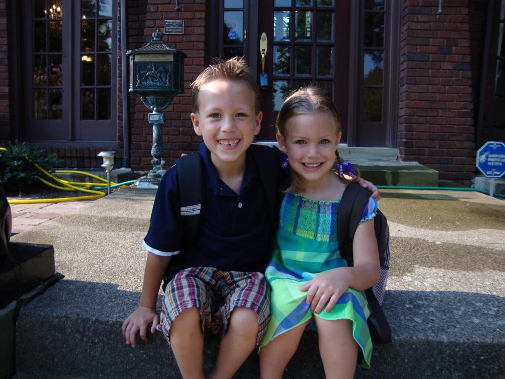 First Day of School - Kindergarten 005