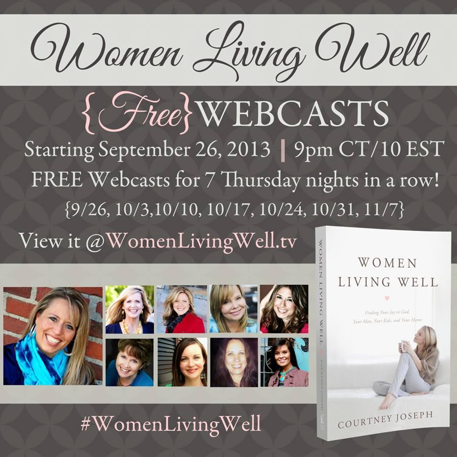 WomenLivingWell crisp