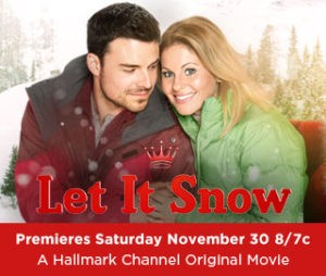Let It Snow and an Advent Bible Study