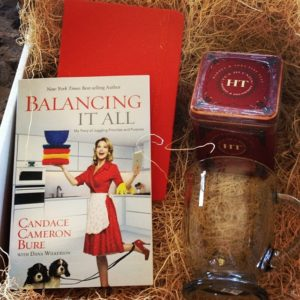 Balancing It All by Candace Cameron Bure