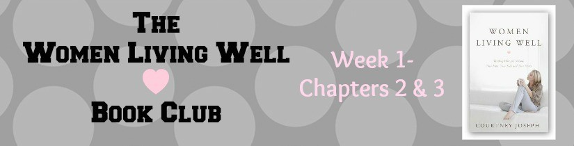 Book Club header chapters 2&3