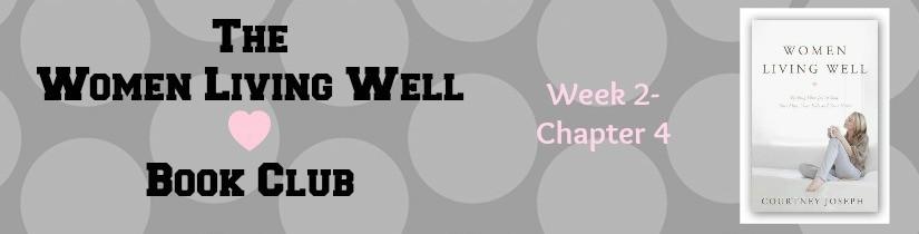 Book Club header week 2 chapter 4