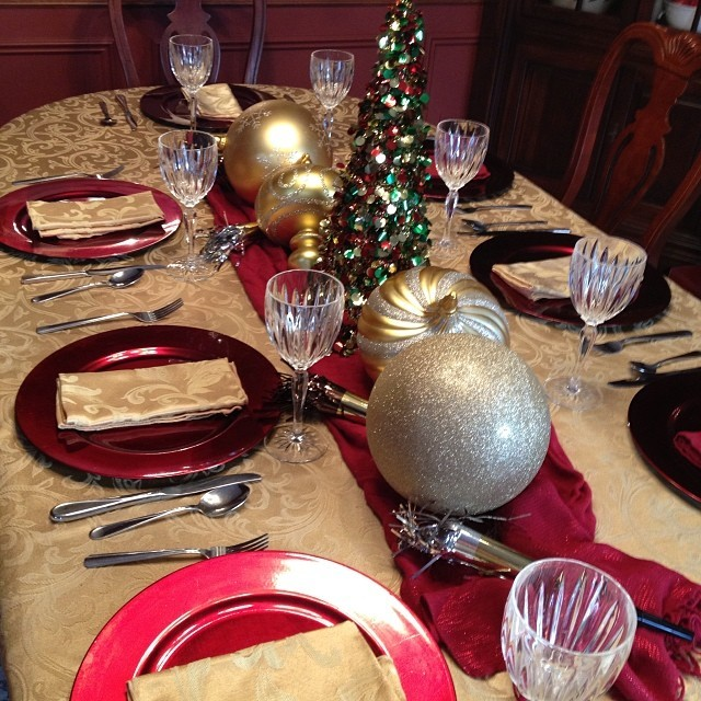 New years eve table 1