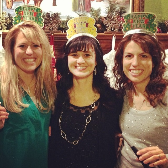 New years eve with sisters