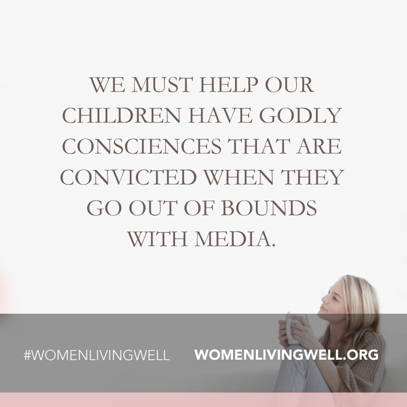 Help your children have a godly conscience