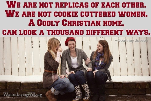 We are not replicas of each other