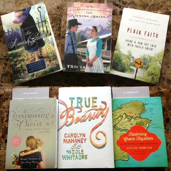 Books I'm Reading & A Giveaway: 5 Copies of You Are Loved!