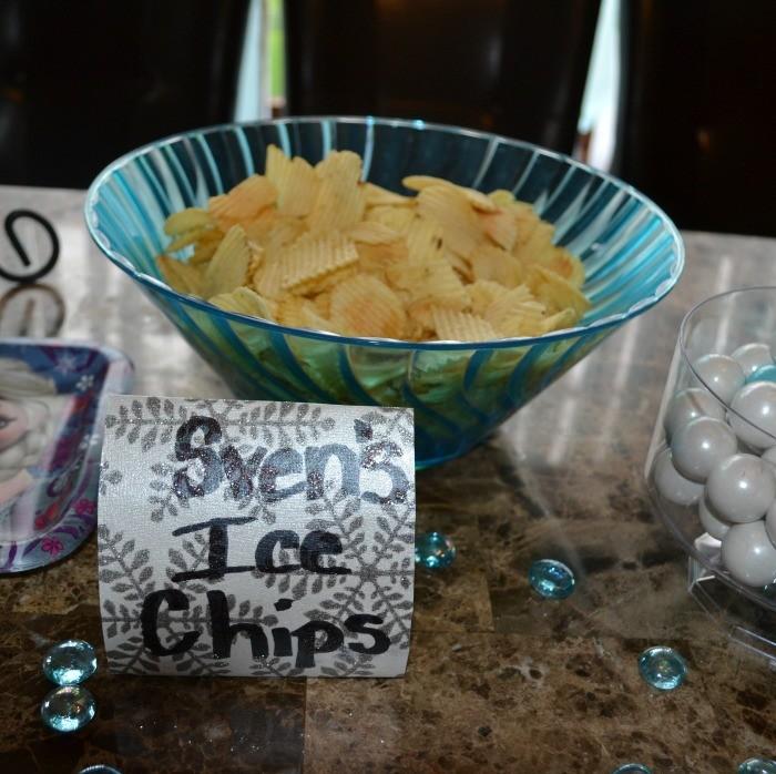 Frozen Sven's Ice Chips