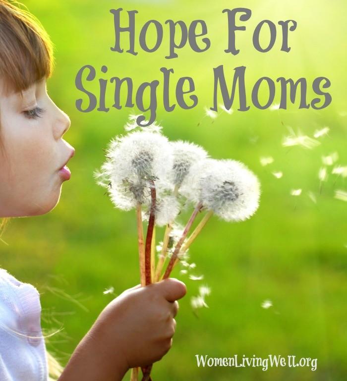 Hope for Single Moms