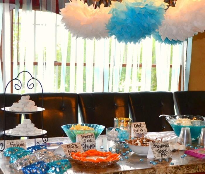 These 10 Disney Frozen birthday party ideas are simple and fun. They include decorations, food, and fun games for the little princess in your life.