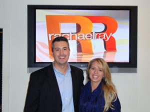 I Lost My Voice…the Week of the Rachael Ray Show