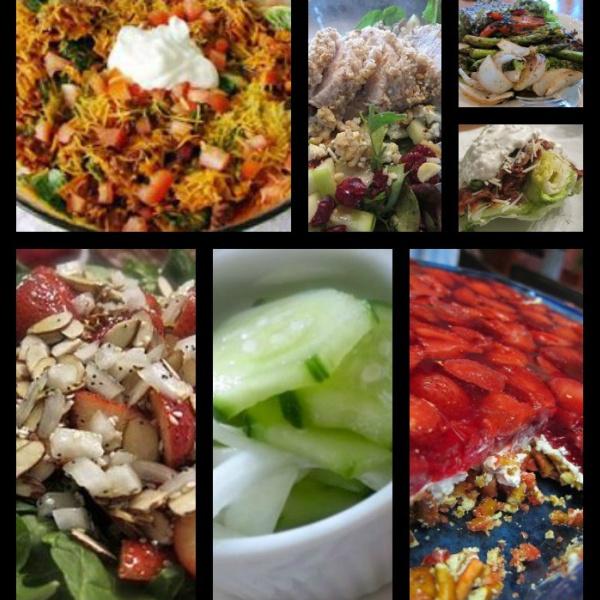 12 Fabulous Salad Recipes
