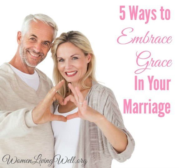 5 Ways to Embrace Grace