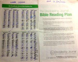 Blogging Through the Bible