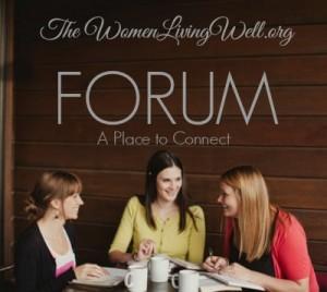 The Forum Is Open!
