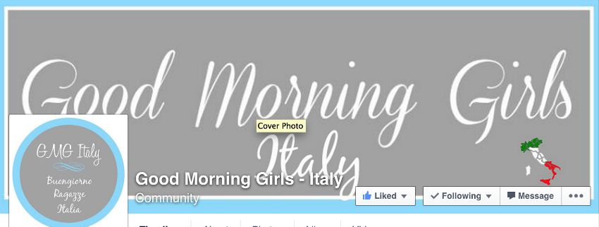 GMG Italy FB page