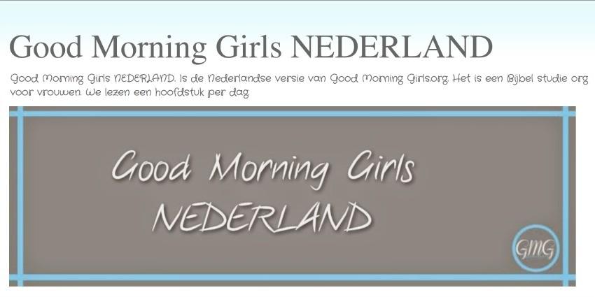 GMG Nederland Blog