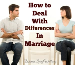 How to Deal With Differences In Marriage