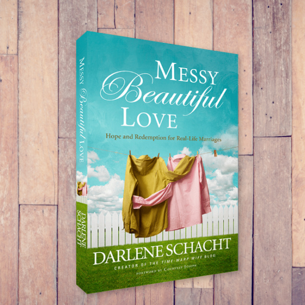 Messy Beautiful Love – 3 Copies of the Book & Journal Giveaway!