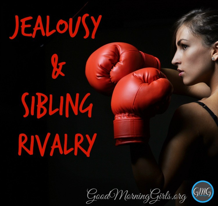 jealousy and sibling rivalry