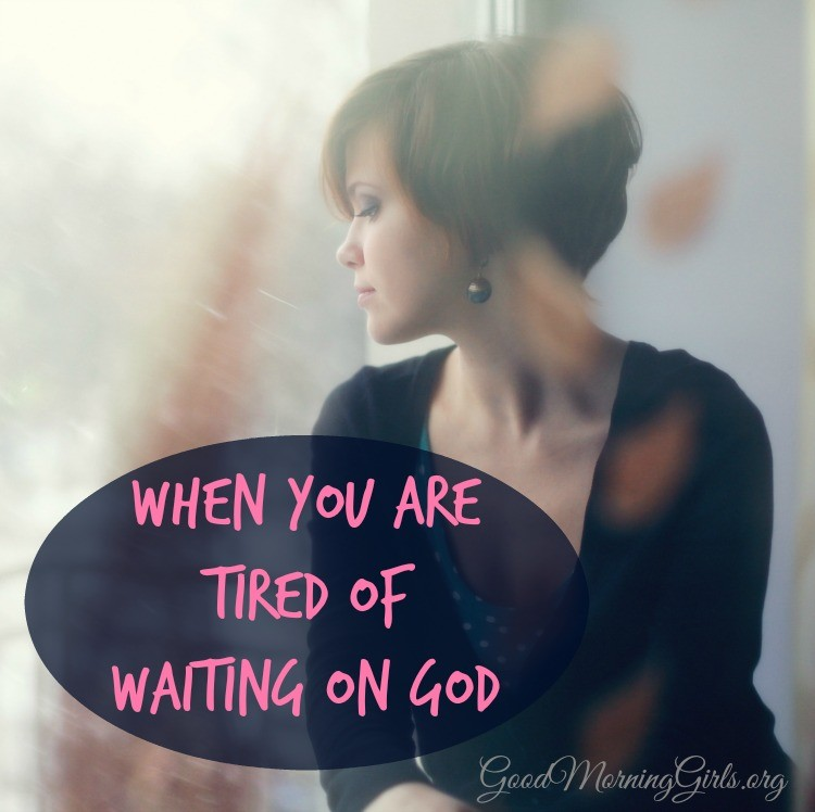 If you are waiting on God and you've grown weary and tired thinking there is no end in sight and God has forgotten you, this vlog is for you. #Biblestudy #Genesis #WomensBibleStudy #GoodMorningGirls