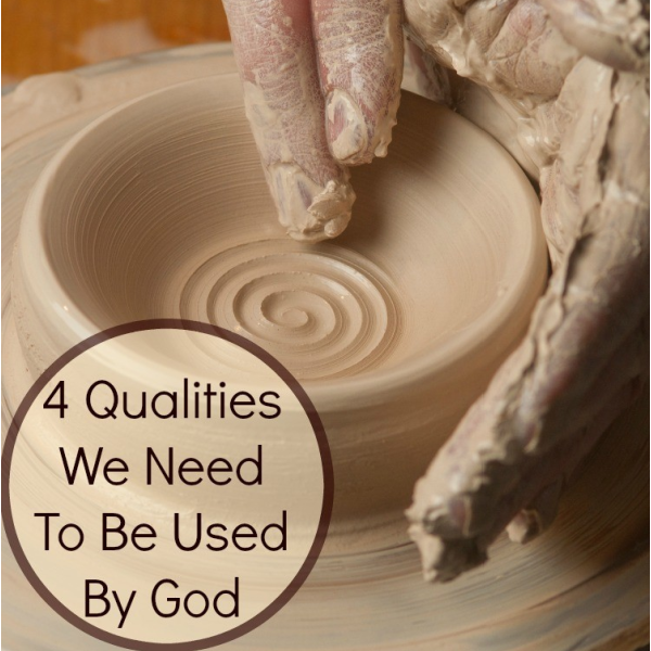 4 Qualities We Need to Be Used By God {Genesis 1-38 Review}